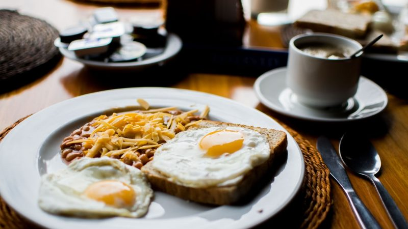 Five Quick and Easy Breakfast Ideas