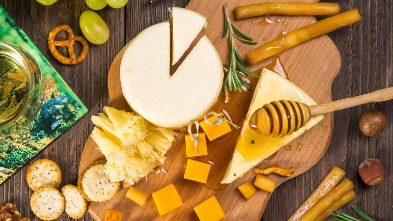 Home Made Cheese Products